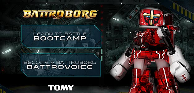 Battroborg Trainer