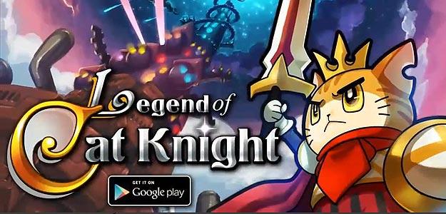 Legend of Cat Knight