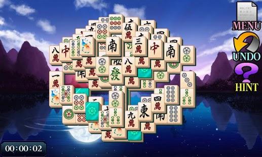 free shanghai mahjong