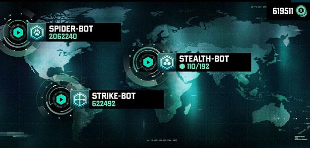SC Blacklist: Spider-Bot