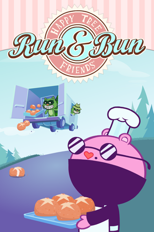 Happy Tree Friends:Run and Bun