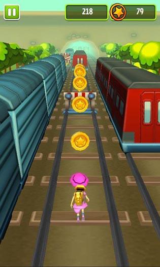 subway safari games free download