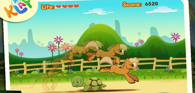 Pony Dash » Android Games 365 - Free Android Games Download