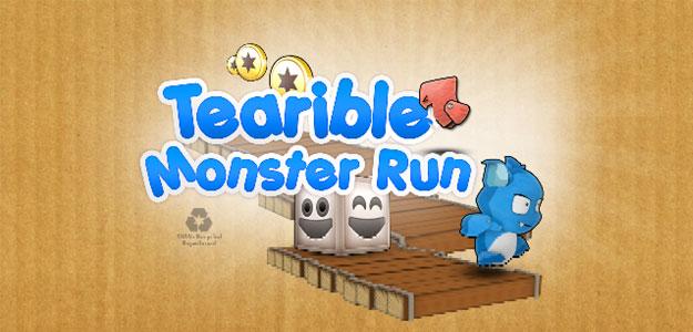Tearible Monster Run
