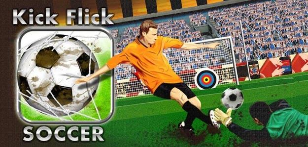 Flick Football Soccer Sports
