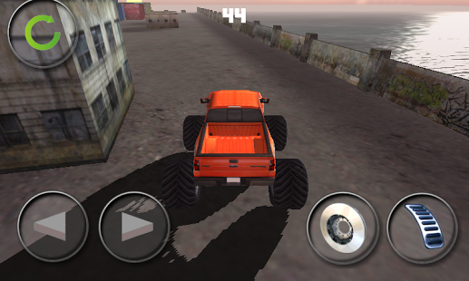 Monster Truck Parking Android Games 365 Free Android Games Download