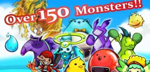 Monster Gem Island