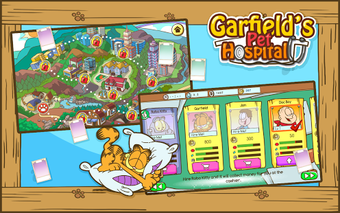 Tags for this game: Garfield , Pet Hospital , Web Prancer