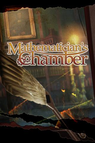 Escape:Mathematician's Chamber