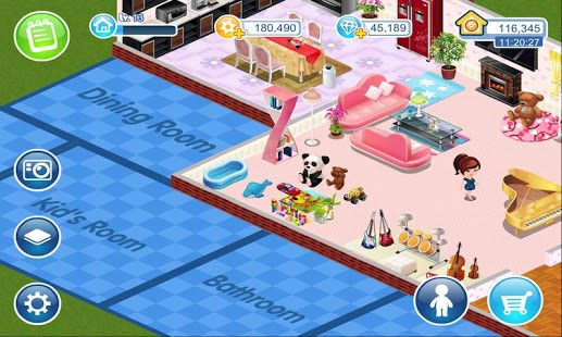 my home story android games 365 free android games