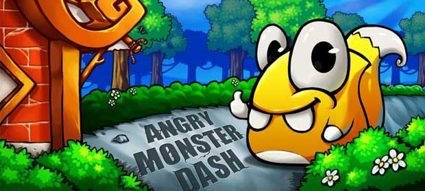Angry Monster Dash l Version: 1.0  Size: 4.17MBDevelopers: GOLD APPS