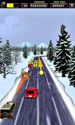 Sane Lane - Car race,Time Bomb
