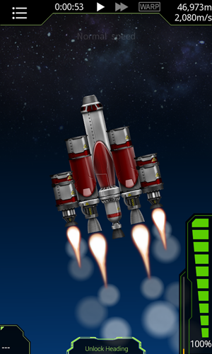 Simplerockets 187 Android Games 365 Free Android Games