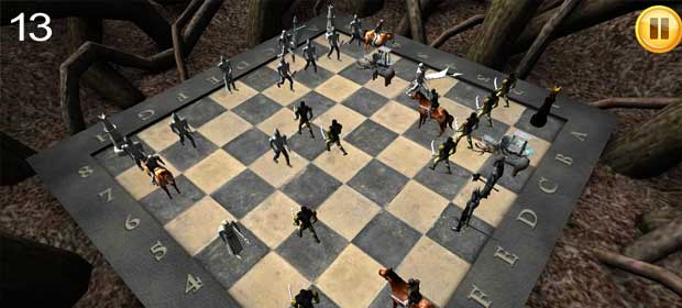 Monster chess android