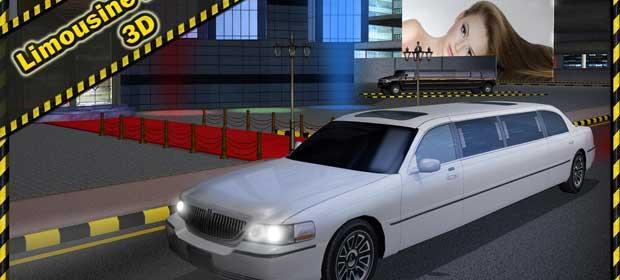 Limousine Parking 3D