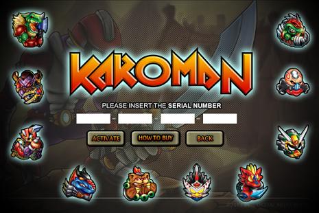 Karoman Begins