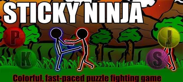 Sticky Ninja HD