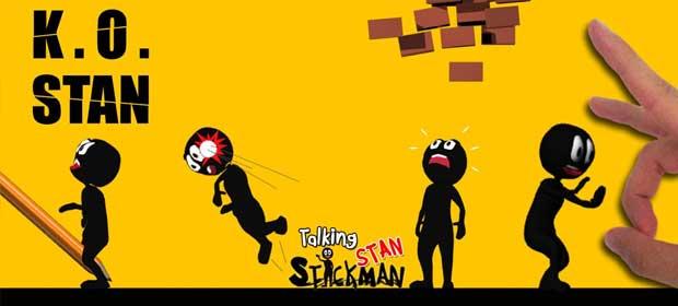 Talking Stan Stickman