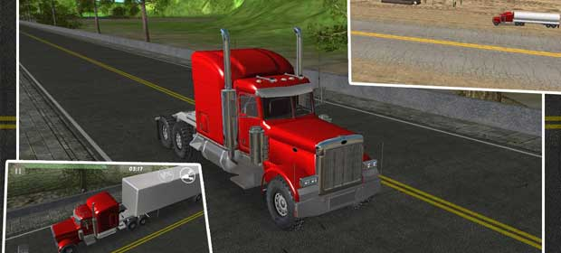 Truck driver racing sim 187 android games 365 free android games