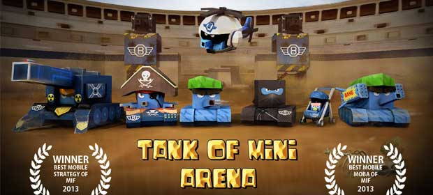 Tank of Mini :Arena