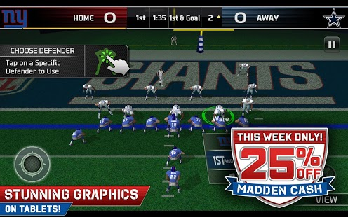 MADDEN NFL 25 by EA SPORTS™