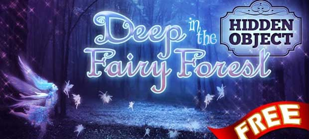 Hidden Object: Fairy Forest