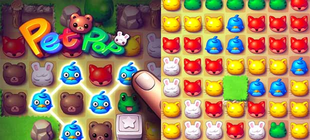 puzzle pets popping fun android Games Android