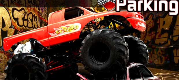 Monster Truck Parking 3d Android Games 365 Free Android Games Download