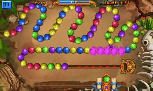 Marble Legend 187 Android Games 365 Free Android Games