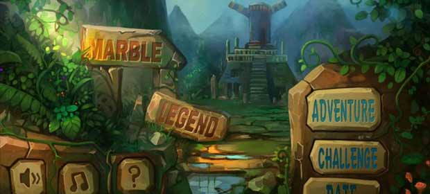 Android Games And Applications Marble Legend