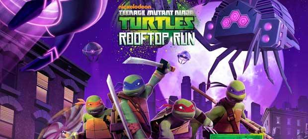 TMNT: ROOFTOP RUN