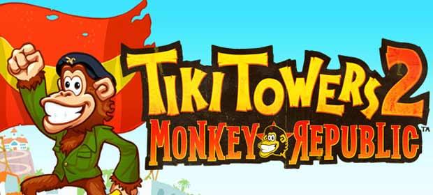 Tiki Towers 2: Monkey Republic