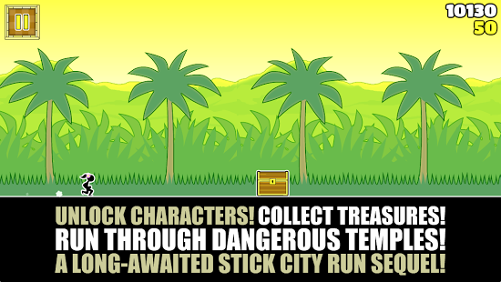 Stick Temple Dash - Run Game