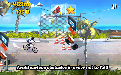 free ride bike games