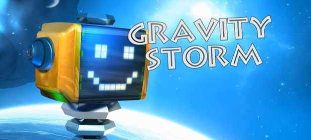 Gravity Storm:Angry Space