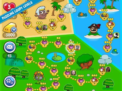 Papa Pear Saga » Android Games 365 - Free Android Games Download