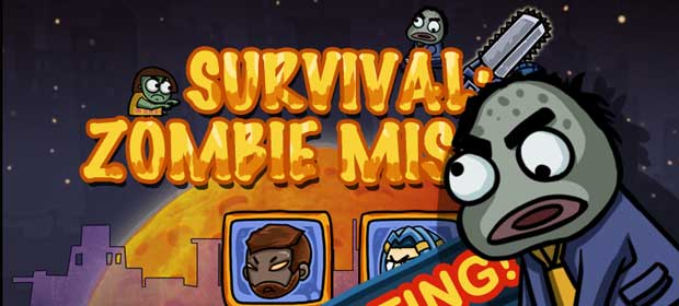 Survival: Zombie Mission » Android Games 365 - Free Android