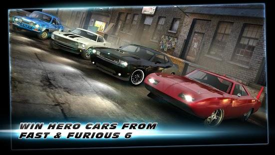 Fast & Furious 6: The Game APK+SD Data APK v3.0.3   Androstock