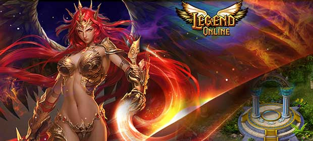 legend online english