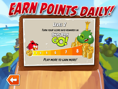 Countdown to Angry Birds Go!