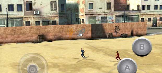 UrbaSoccer: 3D soccer game