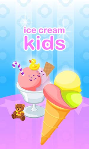 Ice Cream Kids Cooking Game 187 Android Games 365 Free