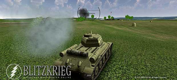 Blitzkrieg MMO Tank Battles