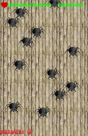 Spider Flood Free
