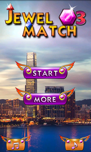 Classic Match-3 game, Jewel Match 2 now launch on Android Market