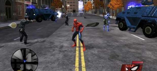 Скачать игру человек паук ultimate 2