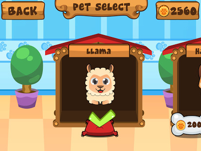 Image of: Kids My Virtual Pet Pets Game Hot Trending Now My Virtual Pet Pets Game Android Games 365 Free Android Games