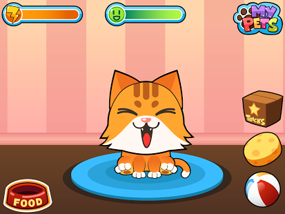 Free Virtual Pet Cat Games