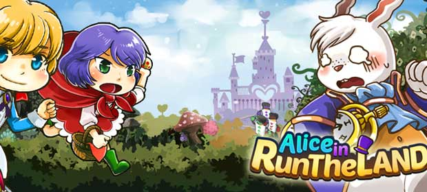 ALICE IN RUNTHELAND