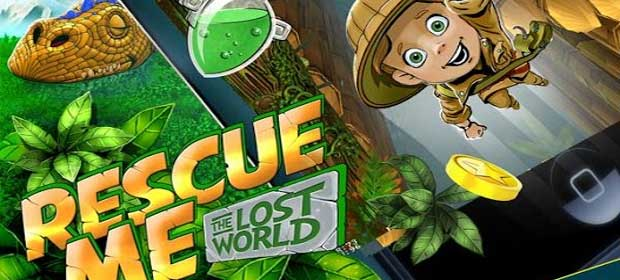Rescue Me - The Lost World